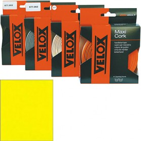 Velox Lenkerband MaxiKork Karton mit Stopfen gelb