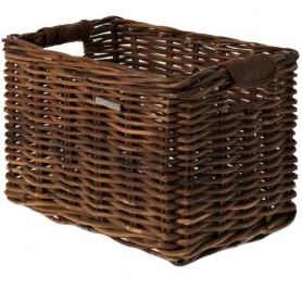 BASIL Transport basket DALTON L Rattan, nature brown
