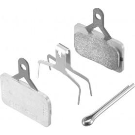SHIMANO Bremsbelag Disc E01S Metall für BR-M575/M486/M446