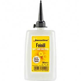 Fine Mechanical Oil 100 ml Plastic Bottle