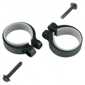 Stay attachment bracket Clamp, 31-34,5 mm