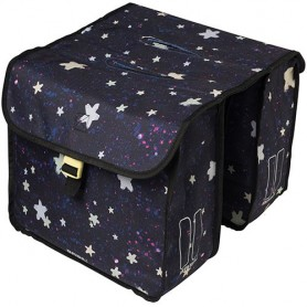 Children's Double bag STARDUST DOUBLE BAG 20 Liter Basil, nightshade