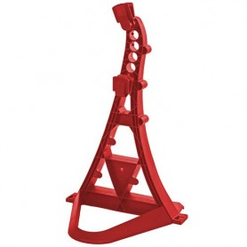 mobiler Fahrradständer TURRIX, Hebie, rot, Hebie, 0698 E20