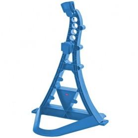 mobiler Fahrradständer TURRIX, Hebie, blau, Hebie, 0698 E60