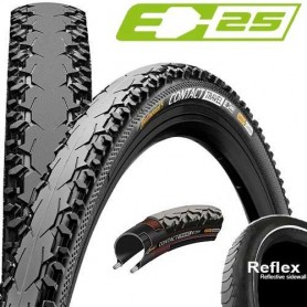 47-559 CONTACT Travel, E-25 black wire, Reflex/Duraskin