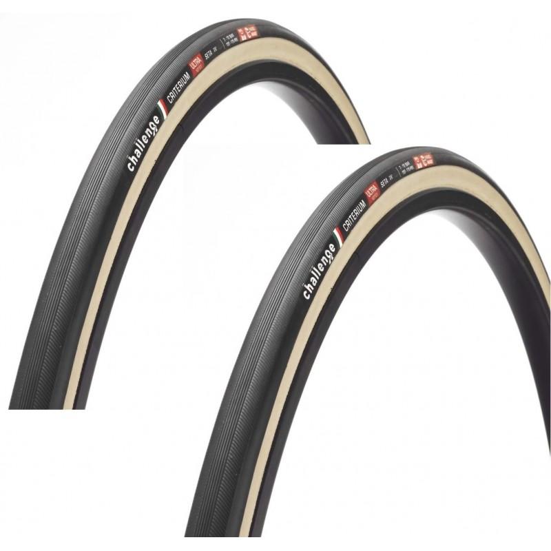 Challenge Reifen STRADA Road OT 25-622 28 Zoll faltbar schwarzbraun