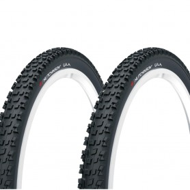 2x Hutchinson tire Gila TLR 52-584 foldable black