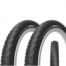 2x Hutchinson Taipan Koloss TLR bicycle tyre 70-584 E-Bike foldable black