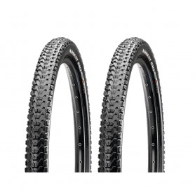 2x Maxxis tire Ardent Race TLR 60-622 foldable black 3C MaxxSpeed EXO