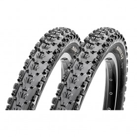 2x Maxxis tire Ardent Freeride TLR 61-622 foldable black EXO Dual