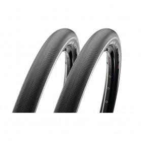"2x Reifen Maxxis Re-Fuse CX TLR faltbar 28"" 700x32C 32-622 schw. Maxxshield Dual"