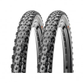 2x Maxxis tire Griffin DH 61-584 27.5 inch wire black 3C Maxx Grip