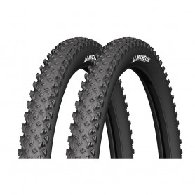 2x Michelin tire Country Race`R 54-622 29 inch wire black
