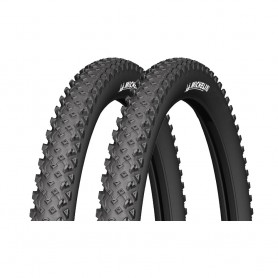 2x Michelin tire Country Race`R 54-584 27.5 inch wire black