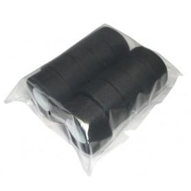 Lenkerband Textil Tressorex schwarz Polybeutel a 10 Stck.
