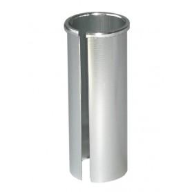 Kalibrierbuchse für Sattelstütze Stütze Ø 27,2mm, Rohr Ø 28,6mm, 80mm