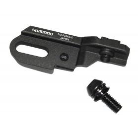 Adapter Shimano f. Umwerfer Deore XT Di2 SMFD905D ,schwarz f.Direktmontage
