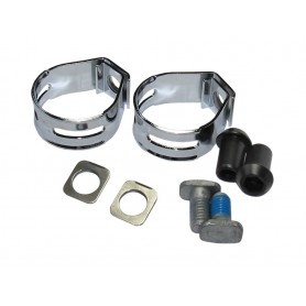 09-11 Road Shifter Clamp Kit, Pair 11.7015.050.000