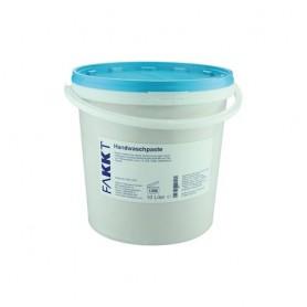 FAKKT Handreiniger, stark schmutzlösend, natürliches Reibmittel: Holzmehl, 10 l