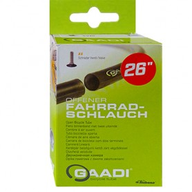 "GAADI Tubes Schlauch GAADI 26"" BOX 37-50/559 AV-40mm"