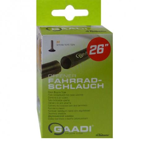 GAADI Fahrrad Schlauch Fahrradschlauch AV 40 50//54-559 26 Zoll