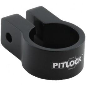 PITLOCK Saddle clamp 349 black
