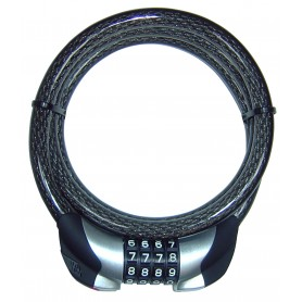 Point Combination Cable Lock ZL72 12 x 1200 mm