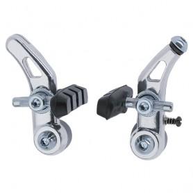 Point Cantilever-Brake for aluminium rims - silver