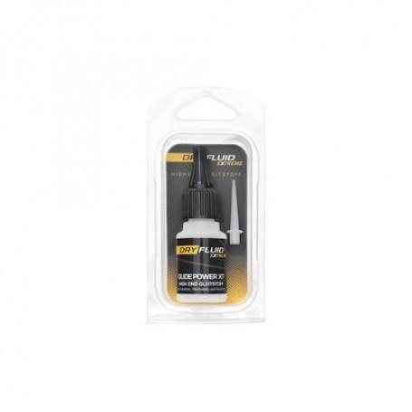 'DRYFLUID GlidePower XT' 25ml, High-End- Gleitstoff, sehr druckfest, kriechfähig, geringe Staub- und Schmutzbindung, hohe Langze