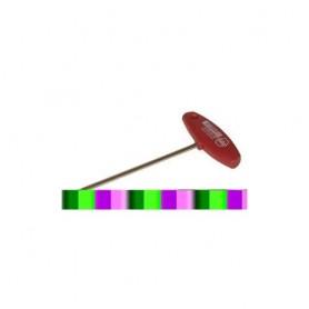 WIHA Sechskant-Stiftschlüssel m. T-Griff 5mm, Klinge 150mm glatt (wie in 423-99)