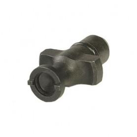 """CYCLUS Einsatz """"D"""" (2 Mitnehmer, 1.5mm) für Kettenblattschrauben-Montagezange passend z.B. für Shimano, Truvativ"""