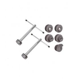 CYCLUS kpl. Umrüstsatz Spindeln+Adapter, passend für Montageständer 473-00/290006