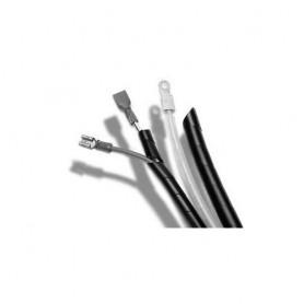 Spiralband zur Verlegung v. Licht-/Comp. Kabeln an dünnen Rohren, BE25m-Rolle Innen-Durchm.  10mm, Bündelungs-Durchm. 13 - 70 mm