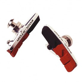 Kool-Stop Brake Shoes Road changeable -Dura- dual compound