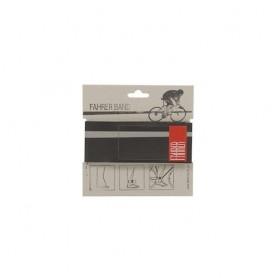 FAHRER Band, refl. Hosenband, 54mm breit Mat.: recycelte LKW-Plane (div. Ausf.)