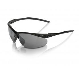 XLC Sonnenbrille Palma Glas rauch mit 2 Ersatzgläsern
