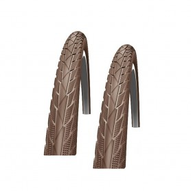 2x 47-622 Impac StreetPac PP Wire, Reflex brown