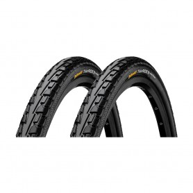2x Continental 47-559 RIDE Tour wired, black