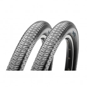 2x Maxxis tire DTH 58-559 foldable black MPC