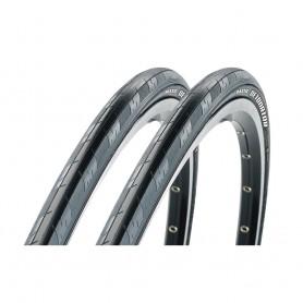 2x Maxxis tire Detonator 32-559 foldable black MPC