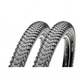 2x Maxxis tire Ikon 56-584 foldable black Dual
