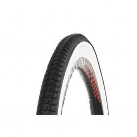 Kenda K-141 Fahrrad Reifen schwarz weiß Weißwand 40-635 I 28 x 1 1/2 Draht