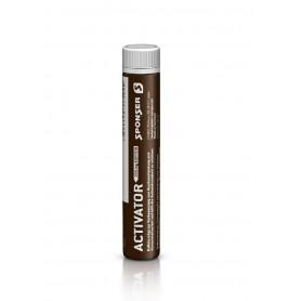 Sponser Sport Food Activator 200 coffein booster Ampullen 30 pieces à 25 ml aroma Coffee
