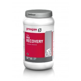Sponser Pro Recovery 44/44 carbohydrate protein powder 800g can aroma Chocolate
