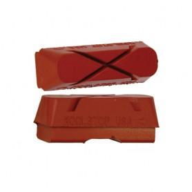 Kool-Stop Brake Pads -Weinmann X- salmon
