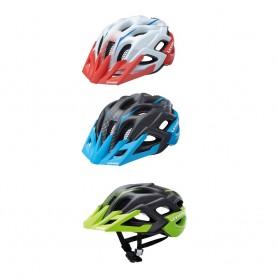 Bike helmet Status Junior size M (52-59 cm)