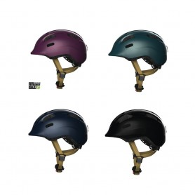 "Abus Fahrrad Kinderhelm ""Smiley 2.0 Royal"""