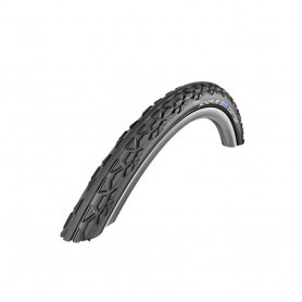 Schwalbe 25-540 Downtown, Wheelchair Wired, black 24x1.00