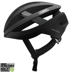 ABUS Bike helmet Viantor velvet black size M 52-58 cm