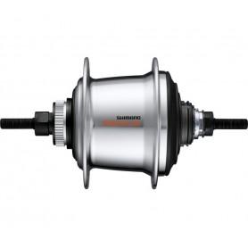 Shimano Gear hub NEXUS 7-gear SG-C3001-7-D, 32 hole, 135 mm, silver